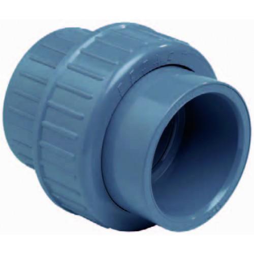 3/3 Koppeling Met O-Ring 16 Ato 40mm PVC/PP/PE