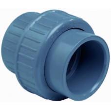 3/3 Koppeling Met O-Ring 16 Ato 50mm