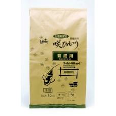 Saki Hikari Balance M 15kg. (Topbasisvoer)