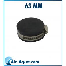 Air-Aqua Eindkap 63mm