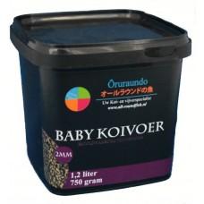 Huismerk Baby koivoer 2mm 1,2L