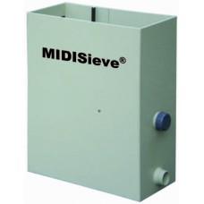 Aquaforte Ultrasieve 'Midi' Zwaartekracht Zeefbochtfilter Verhoogde Midi Sieve 300 Micron