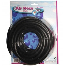 VT Air Hose Black 6/9 mm, 15 m