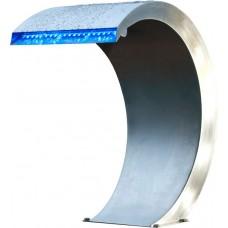 Ubbink - Mamba RVS - Waterval - Met LED - INOX 316L