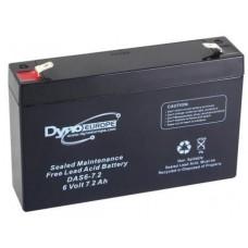 Koi Cafe Oplaadbare 6 Volt Batterij